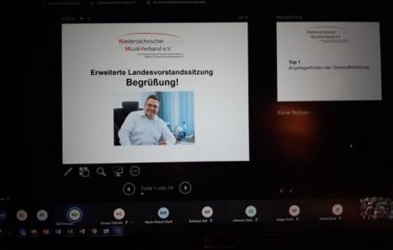 NMV: Erweiterte Vorstandsversammlung fand am 09. Januar digital statt