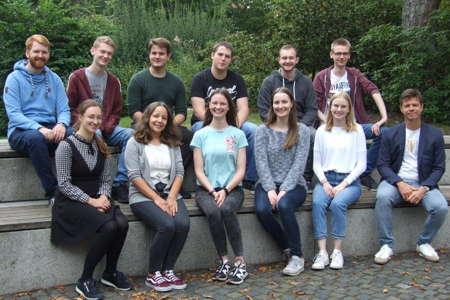 C-Basis-Lehrgang in Osnabrück gestartet