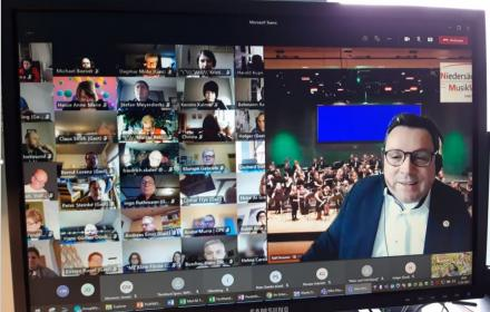 NMV: Landesdelegiertentagung fand am 13.03.21 statt - natürlich digital