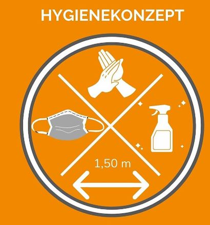 Muster-Hygienekonzept-Proben