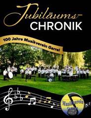 KMV Cloppenburg: 100 Jahre Tradition im Musikverein Garrel  -  CD und Chronik