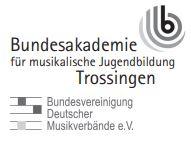 BDMV: Trossinger Sommerakademie - Neue Literatur für Jugendorchester