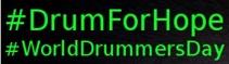 Weltschlagzeugertag - World Drummers' Day! - am 04.04.2021